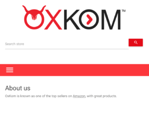 oxcom about us page